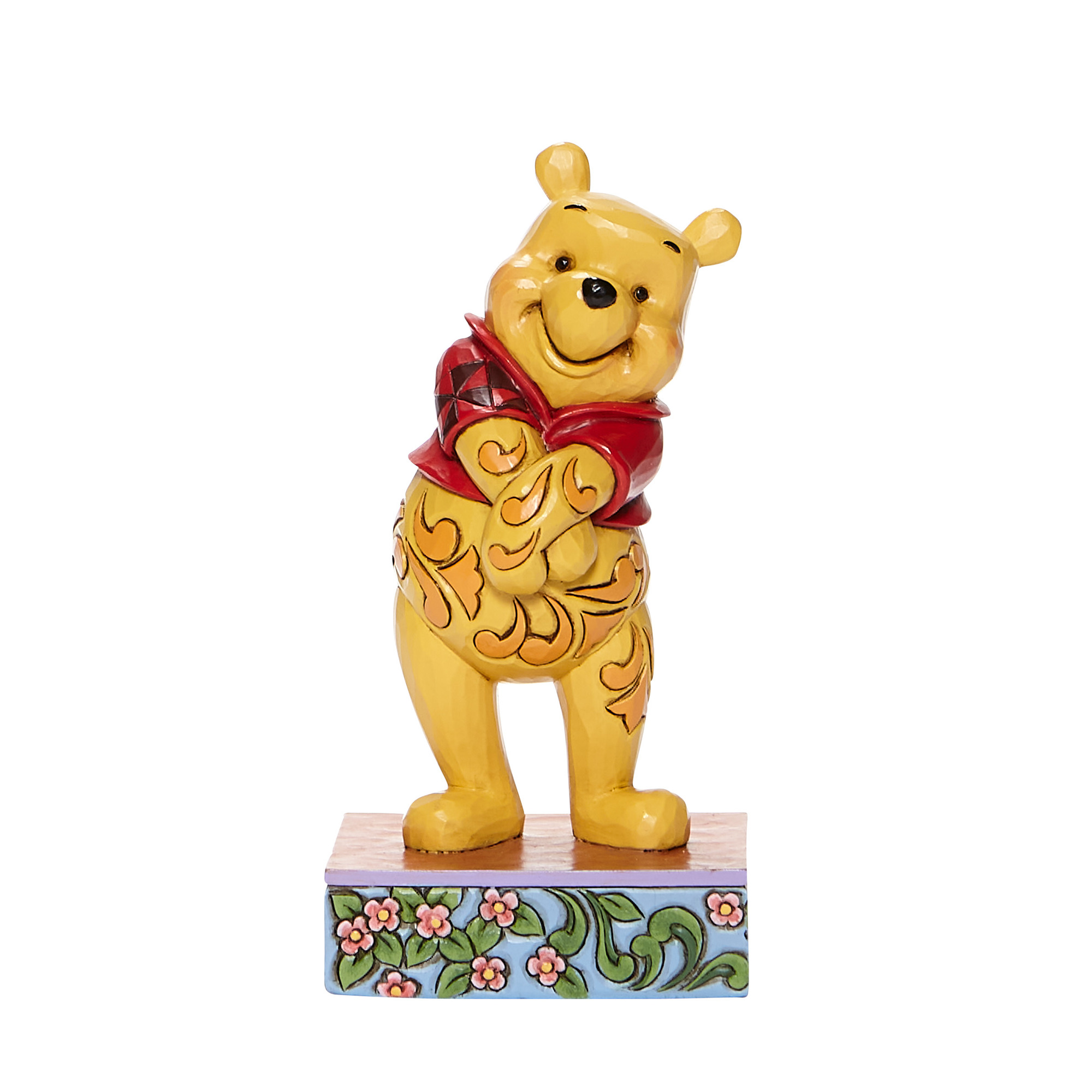 6008081 Pooh Standing Personality