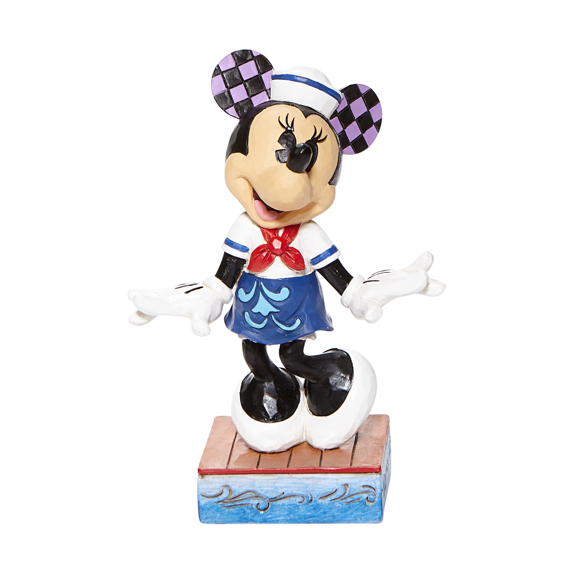 6008080 Minnie Sailor Personality