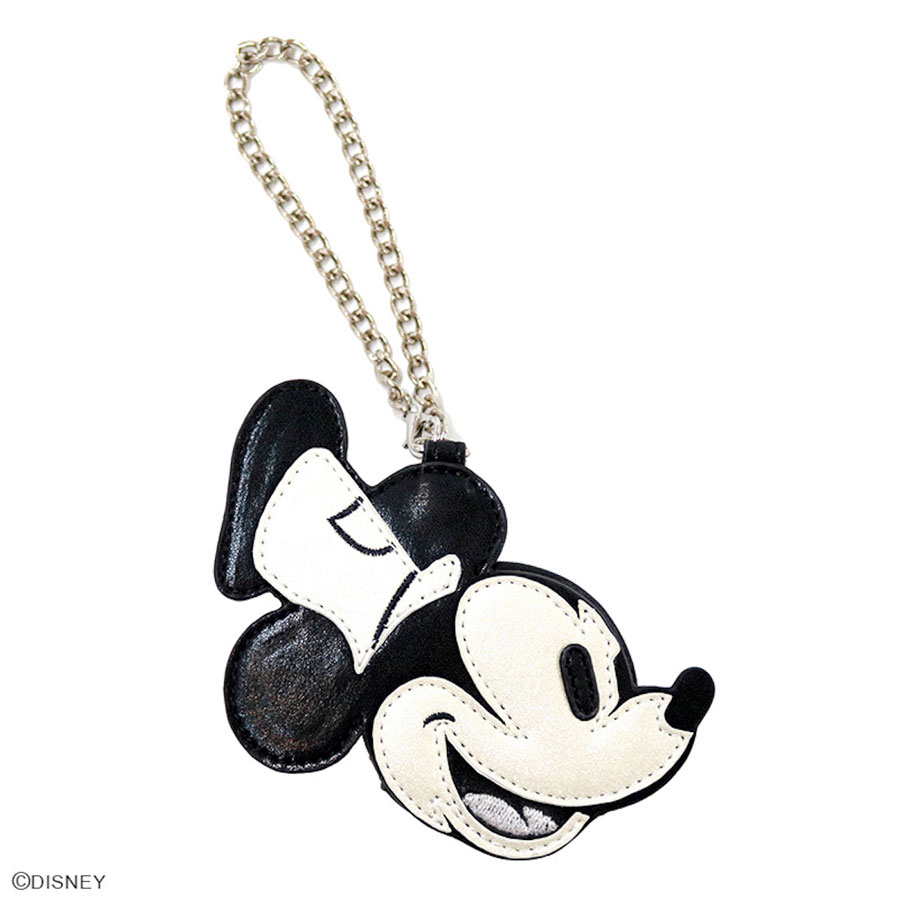 GR244 Steamboat Willie Charm Pouch