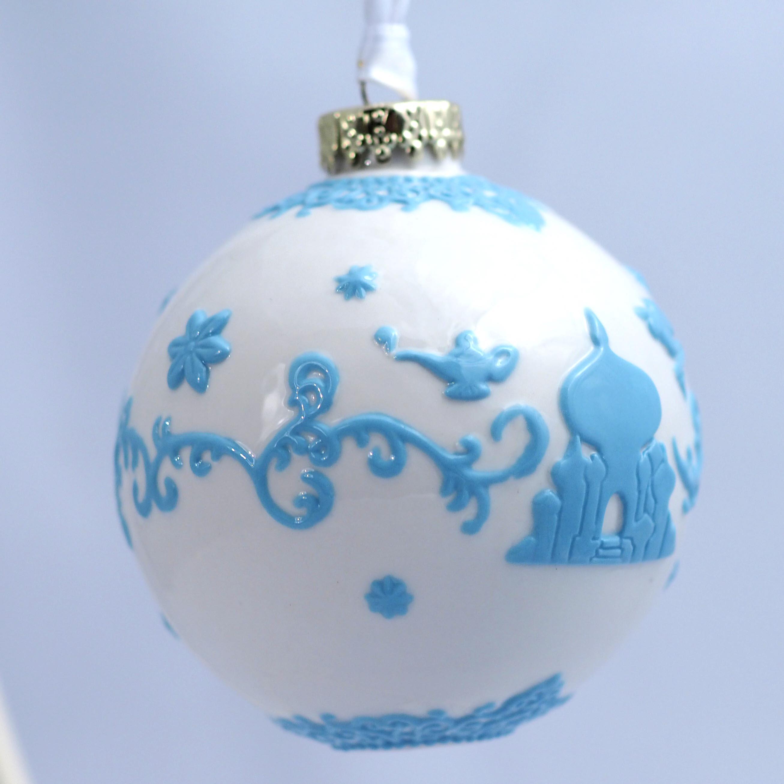 ELDPXO14301 Jasmine Colour Ornament