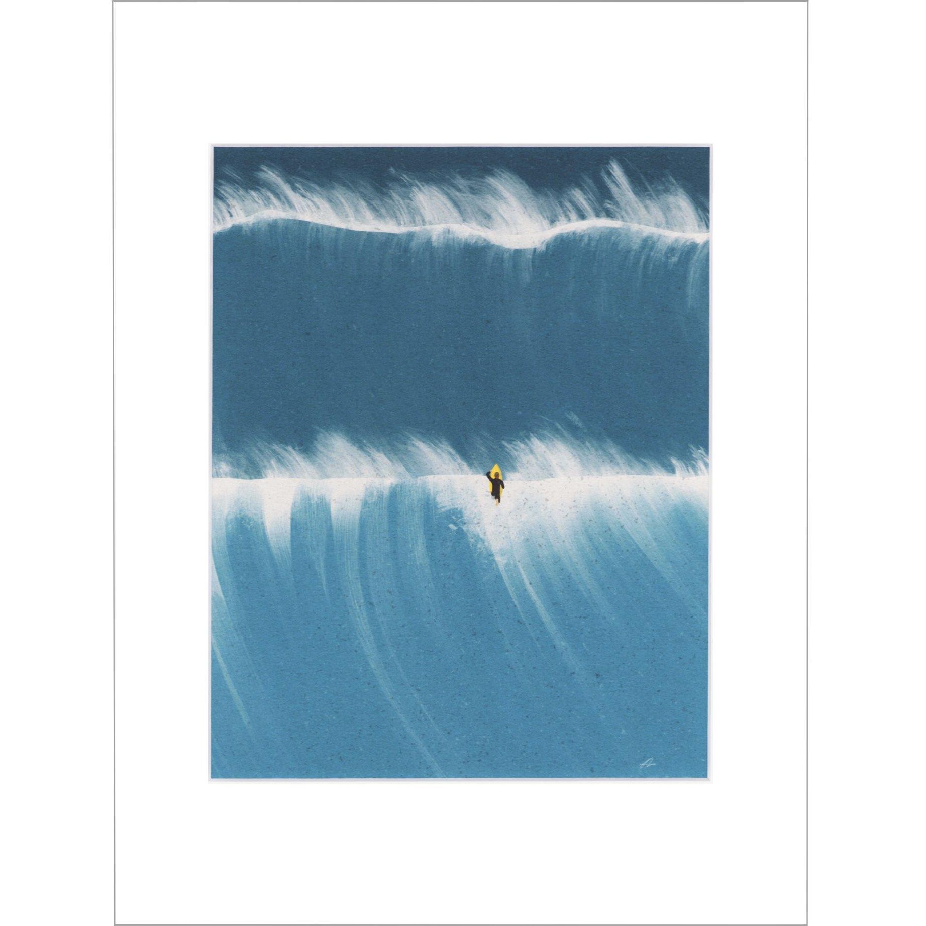 2nd Wave / 長 / matt / M