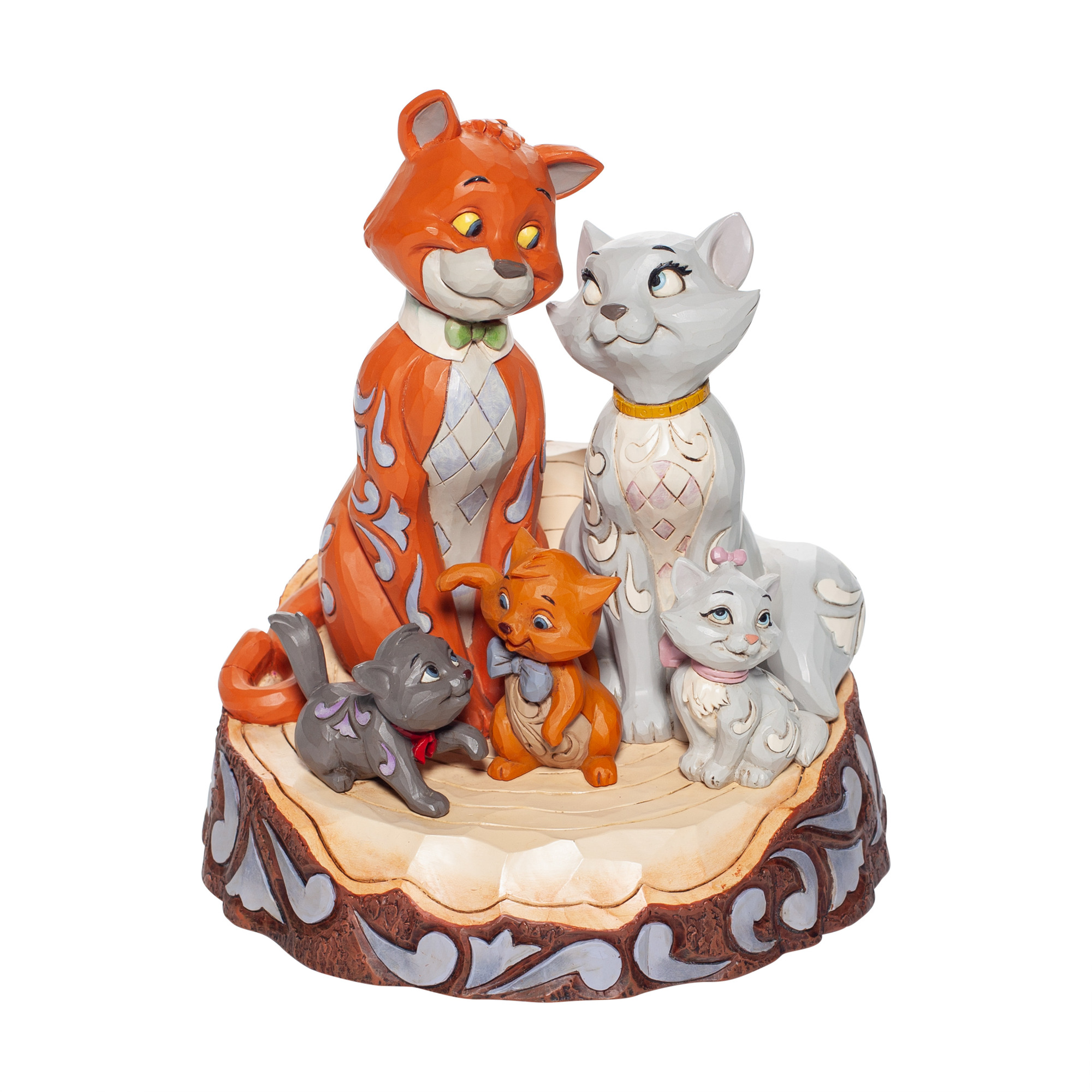 6007057 Aristocats Carved by Heart