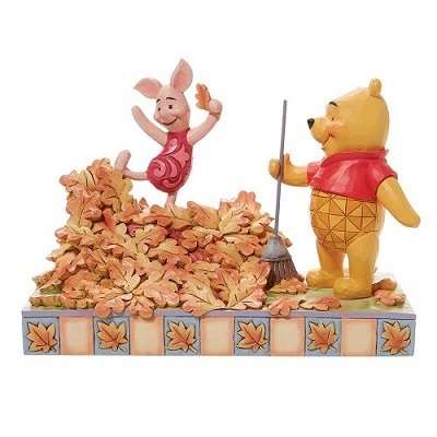 Pooh and Piglet Fall