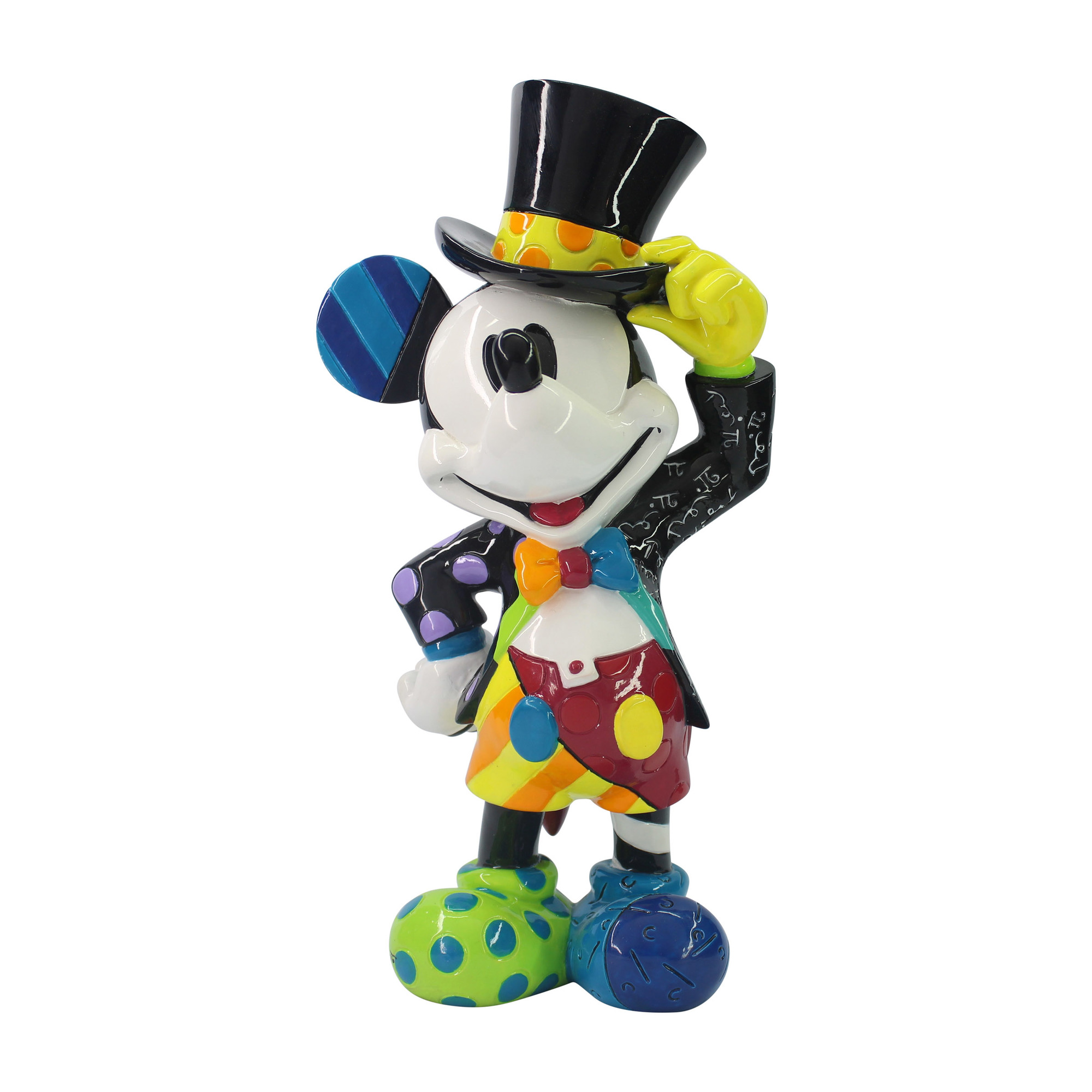 6006083 Mickey Mouse with Top Hat