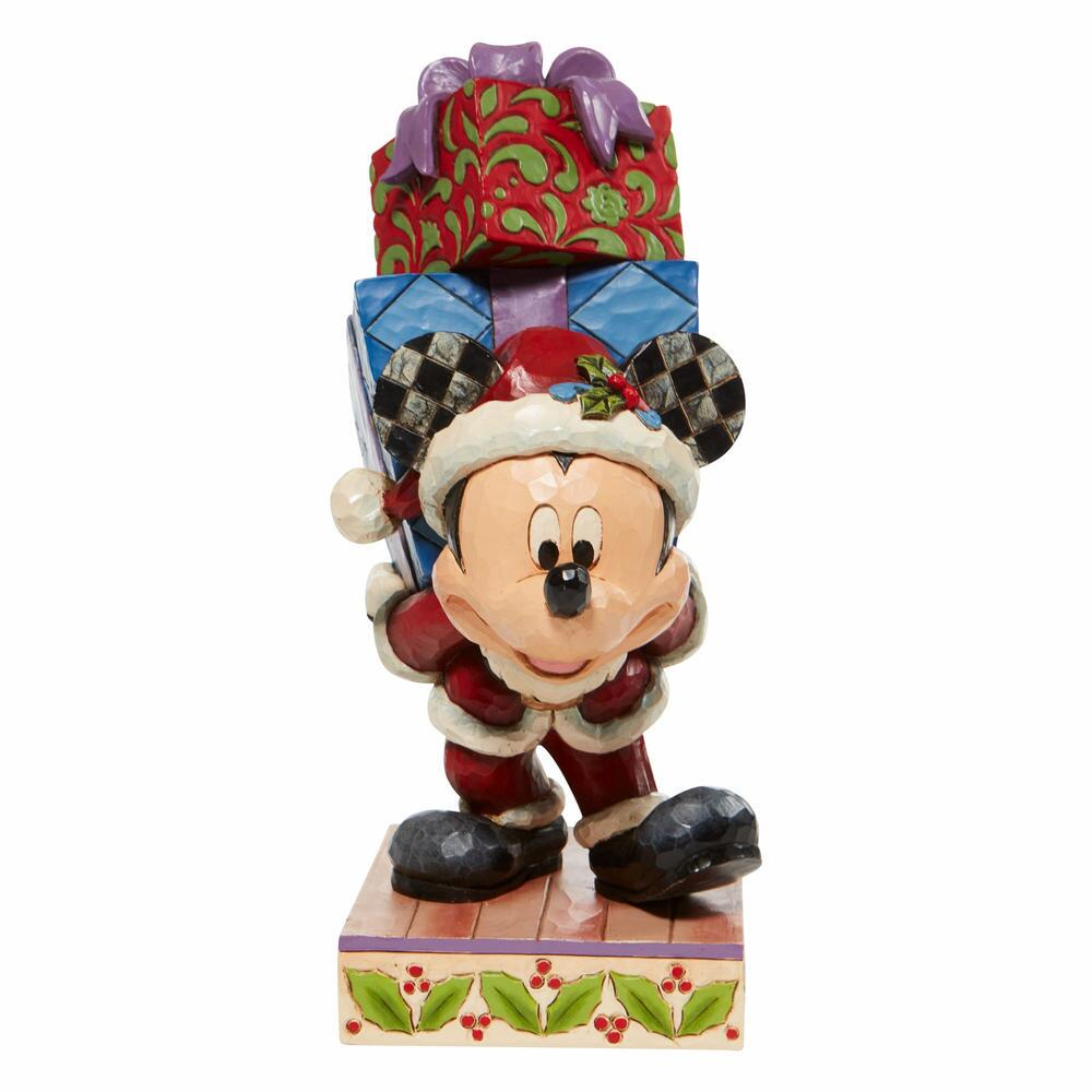 Mickey with Present