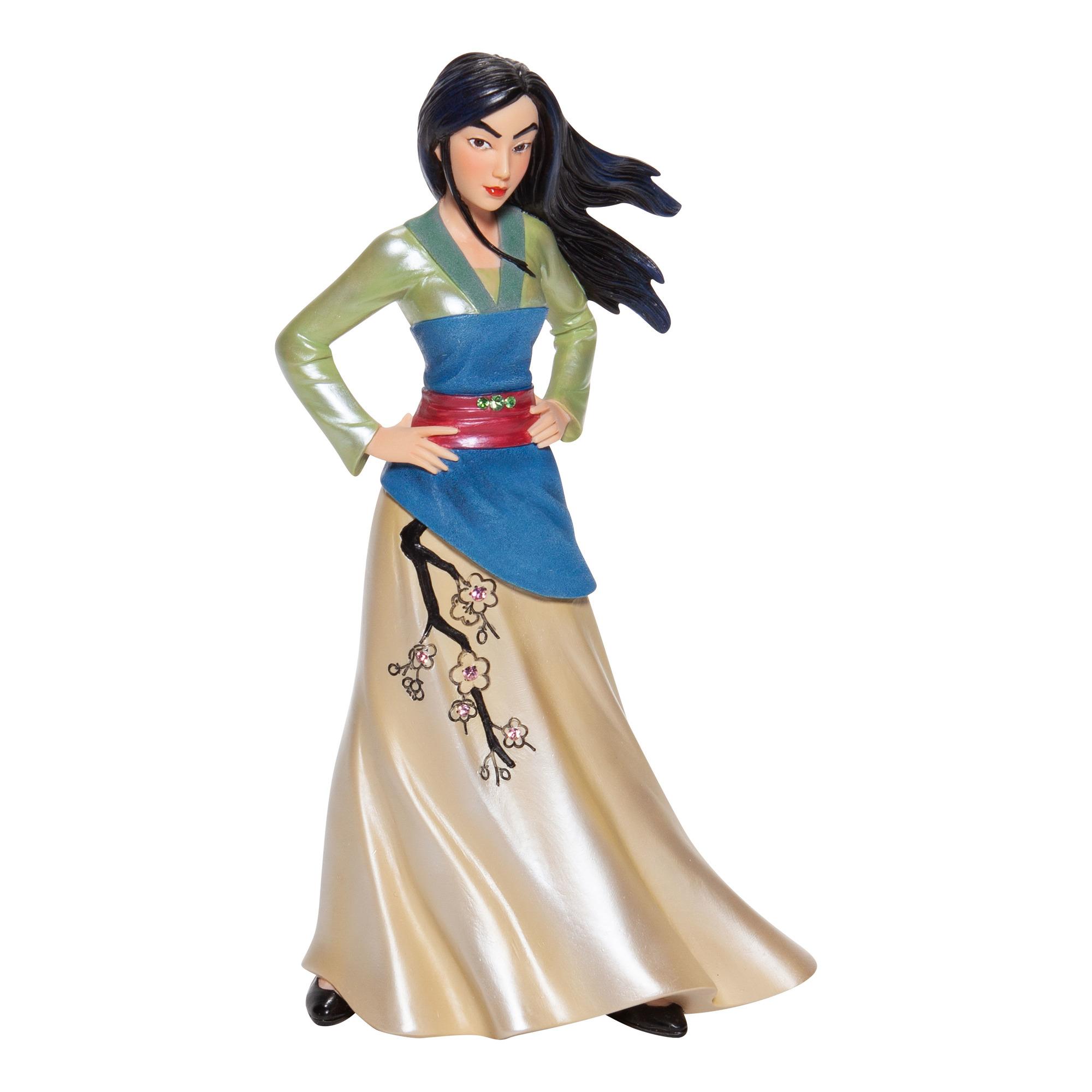 Mulan Couture de Force