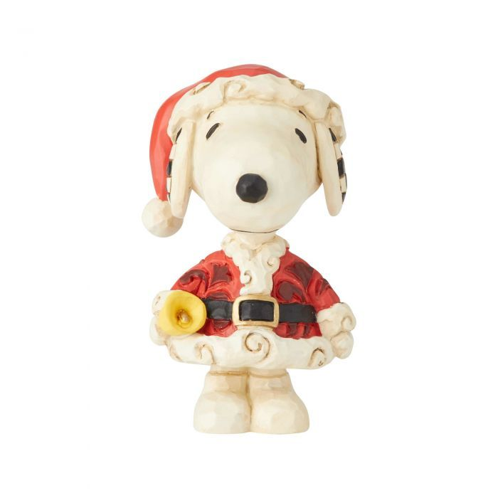 Mini Snoopy Santa