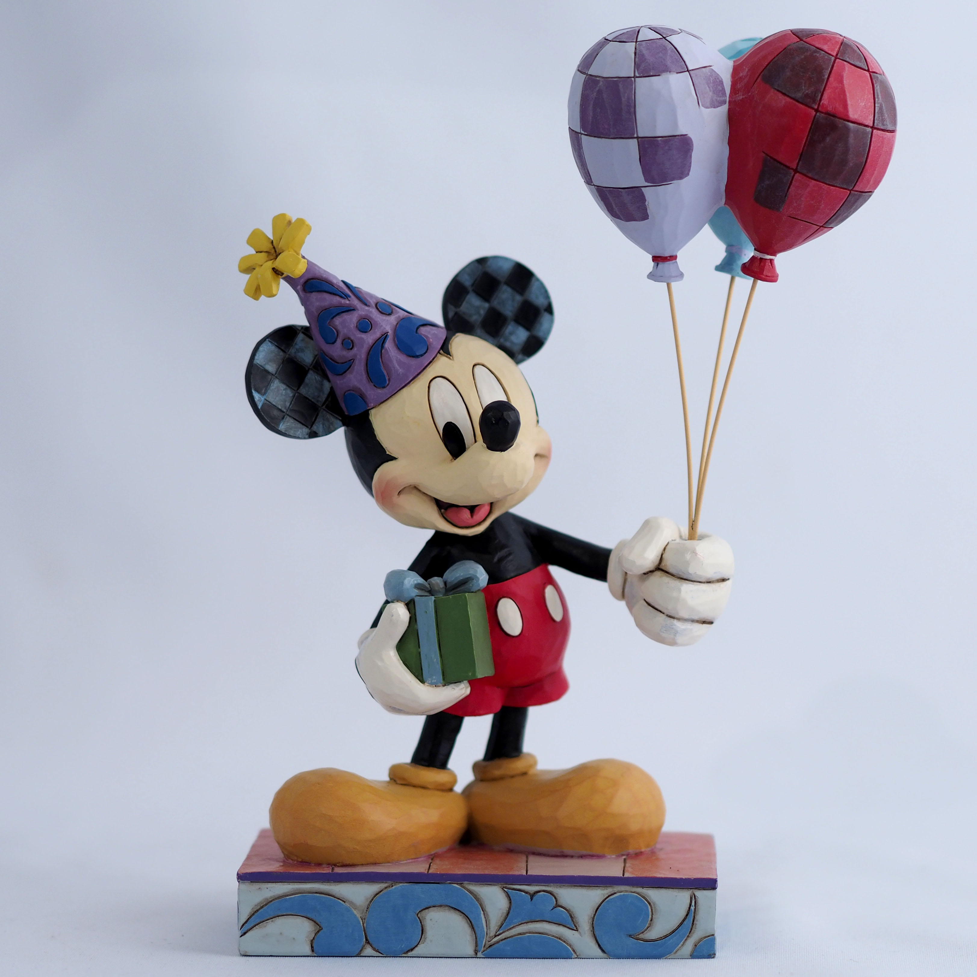 4013255 Mickey with Balloon(Cheerful Celebration)