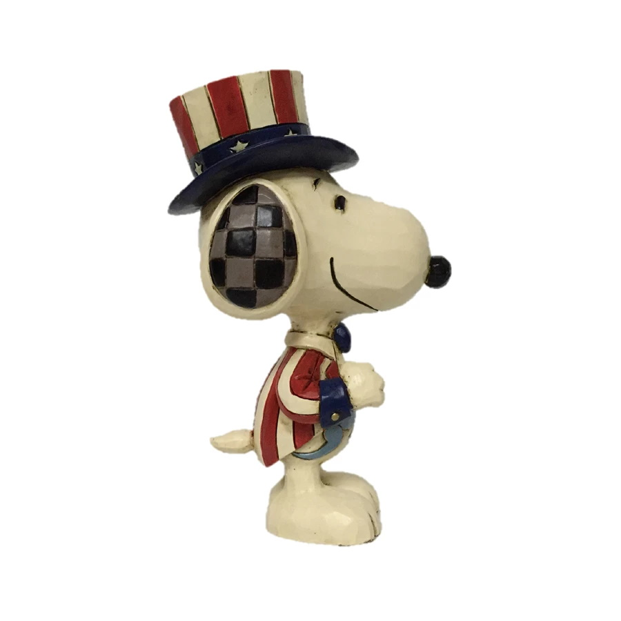 6005951 Mini Snoopy Patriotic