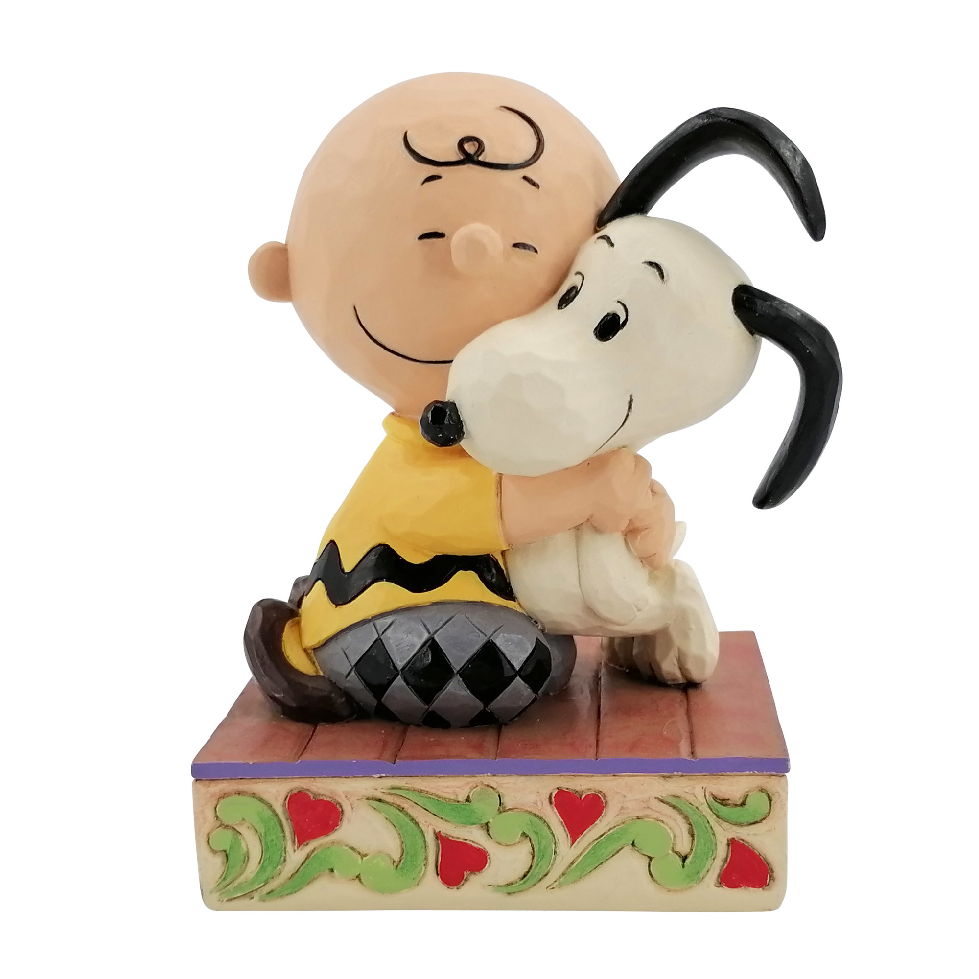 6007936 Charlie Brown Hugging Snoopy